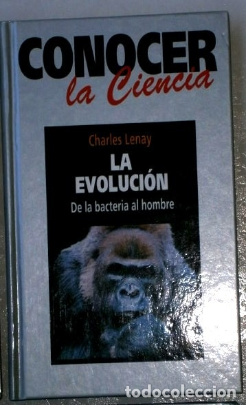 Libros de segunda mano: Lote Conocer la Ciencia 4T por Jorge Wagensberg de Ed. RBA en Barcelona 1994 - Foto 5 - 136667454