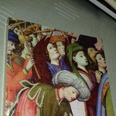 Libros de segunda mano: LA RESTAURACIÓN DEL RETABLO DE LA CATEDRAL VIEJA DE SALAMANCA. 2000. Lote 136716682