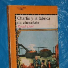 cfc63b53255d charlie y la fabrica de chocolate, roald dahl, - Comprar en todocoleccion -  136747502