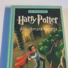 Libros de segunda mano: HARRY POTTER Y LA CAMARA SECRETA - TDK213. Lote 136755090