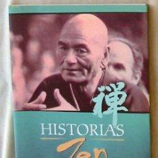 Libros de segunda mano: HISTORIAS ZEN - TAISEN DESHIMARU - ED. SIRIO 2001 - VER INDICE. Lote 136817094