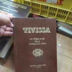 Libros de segunda mano: LIBRO UN POBLE ANTIC DE LA CATALUNYA NOVA 1984 ESCRITO EN CATALAN ART-548-269. Lote 136841506
