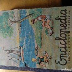 Libros de segunda mano: ENCICLOPEDIA ÁLVAREZ. TERCER GRADO. ED. MIÑON, 1965 -635 PAG. 21,5 CM. Lote 137128378