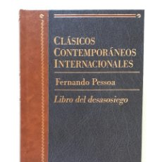 Libros de segunda mano: FERNANDO PESSOA / LIBRO DEL DESASOSIEGO / PLANETA 1998. Lote 137131002