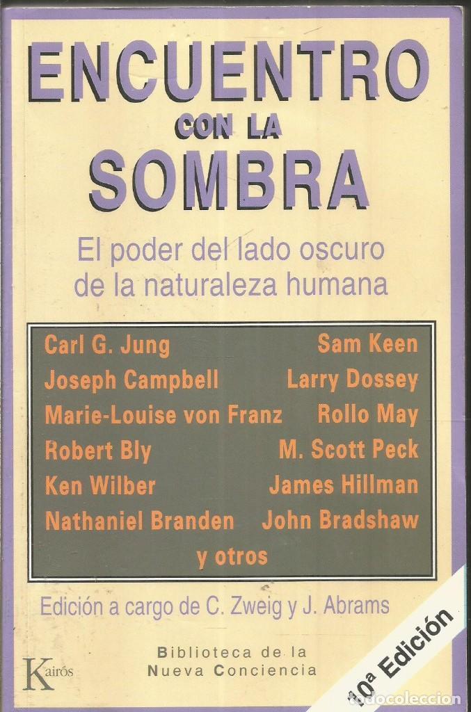 ENCUENTRO CON LA SOMBRA. AA.VV. KAIROS (Libros de Segunda Mano - Pensamiento - Otros)