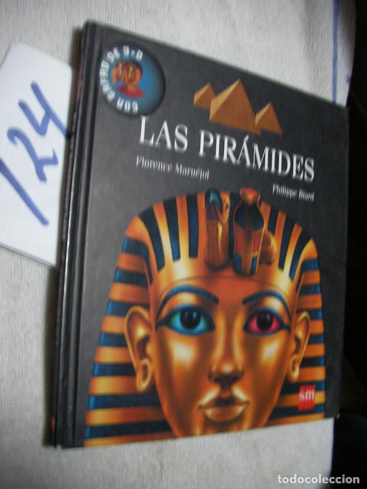 Usado, LAS PIRAMIDES (CON GAFAS EN 3D) segunda mano