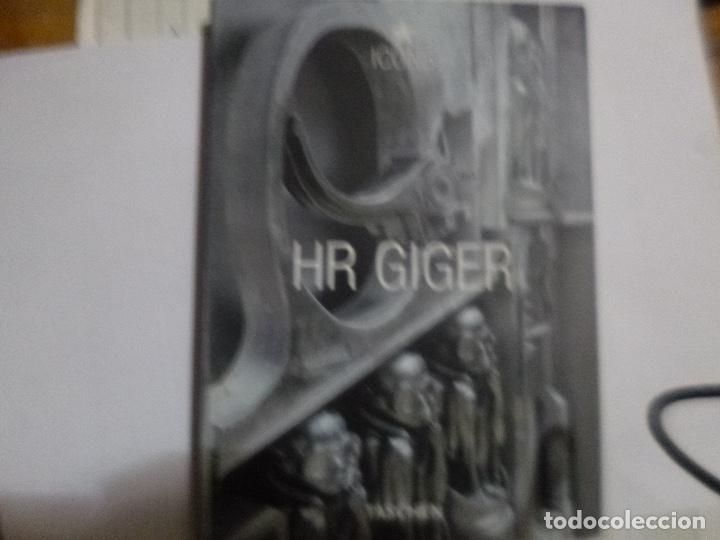 HR GIGER (ICONS - TASCHEN) segunda mano