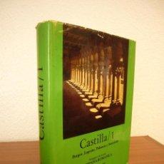 Libros de segunda mano: CASTILLA, 1 (ENCUENTRO, LA ESPAÑA ROMÁNICA VOL. I, 1978) PRIMERA EDICIÓN. Lote 137223538