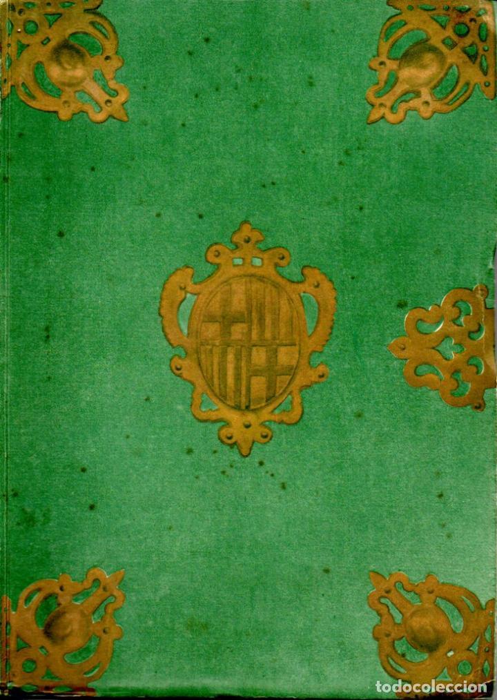 LA TAULA DE CAMBIO DE BARCELONA 1701 - 1714 (1947) PRÓLOGO DE AGUSTÍN DURÁN Y SANPERE (Libros de Segunda Mano - Historia - Otros)