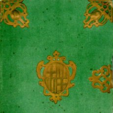 Libros de segunda mano: LA TAULA DE CAMBIO DE BARCELONA 1701 - 1714 (1947) PRÓLOGO DE AGUSTÍN DURÁN Y SANPERE. Lote 137230730