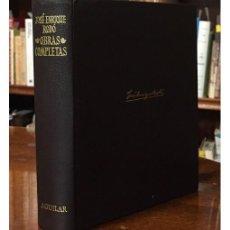 Libros de segunda mano: OBRAS COMPLETAS. Lote 137272326