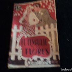 Libros de segunda mano: EL LENGUAJE DE LAS FLORES. JUAN DIEGO. 1947. Lote 137402262