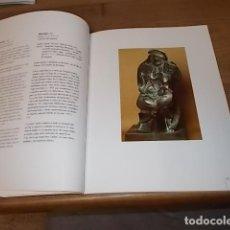 Libros de segunda mano: PABLO GARGALLO. ESCULTURAS , CARTONES Y DIBUJOS. CASAL SOLLERIC. AJUNTAMENT DE PALMA. 1999. FOTOS. Lote 137518006