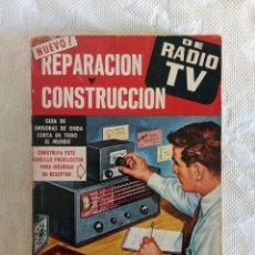 Livros em segunda mão: REPARACIÓN Y CONSTRUCCIÓN DE RADIO TV - OMEGA. . Lote 137601334