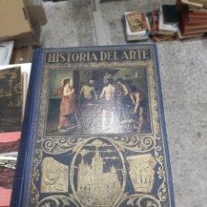 Libros de segunda mano: HISTORIA DEL ARTE. BIBLIOTECA HISPANIA. J.F.RAFOLS. EDIT. SOPENA 1936. Lote 113445464