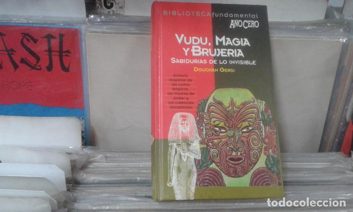 VUDU, MAGIA Y BRUJERIA, DOUCHAN GERSI, AÑO CERO (Libros de Segunda Mano - Parapsicología y Esoterismo - Otros)