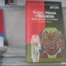 Libros de segunda mano: VUDU, MAGIA Y BRUJERIA, DOUCHAN GERSI, AÑO CERO. Lote 137638874