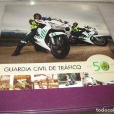 Libros de segunda mano: GUARDIA CIVIL DE TRAFICO. 50 AÑOS.. Lote 165460112