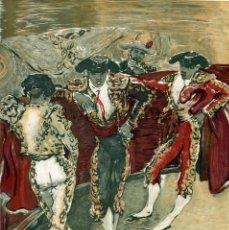 Libros de segunda mano: TAUROMACHIE ART PROFOND (ARTE JONDO), DE 1951, ILUSTRADO POR ROGER WILD. Lote 137734554