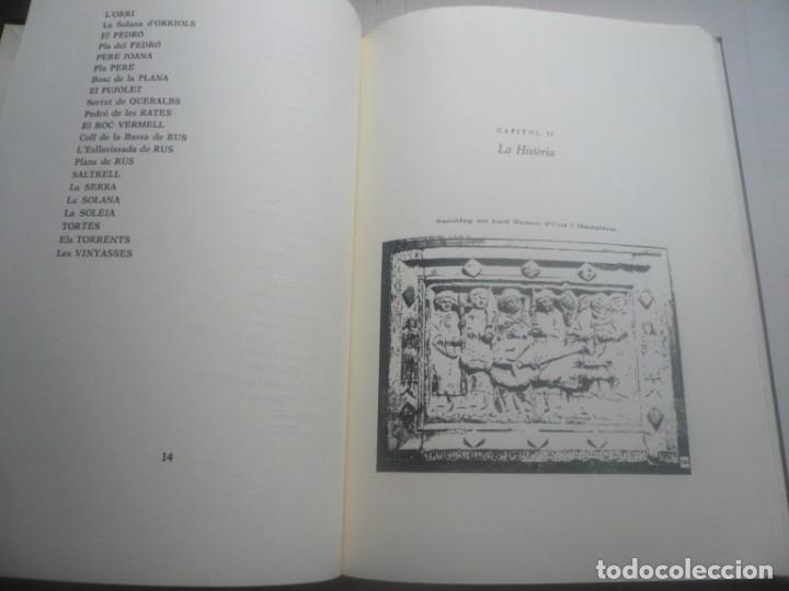 Libros de segunda mano: Ahir i avui de Castellar de N Hug - Foto 2 - 137744342