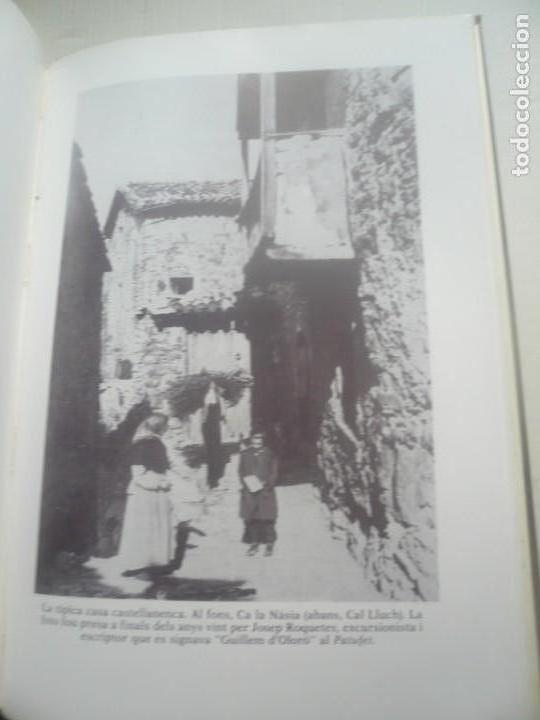 Libros de segunda mano: Ahir i avui de Castellar de N Hug - Foto 4 - 137744342