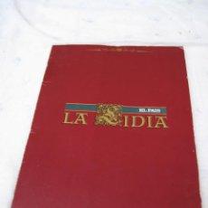 Libros de segunda mano: LA LIDIA - . Lote 137761082