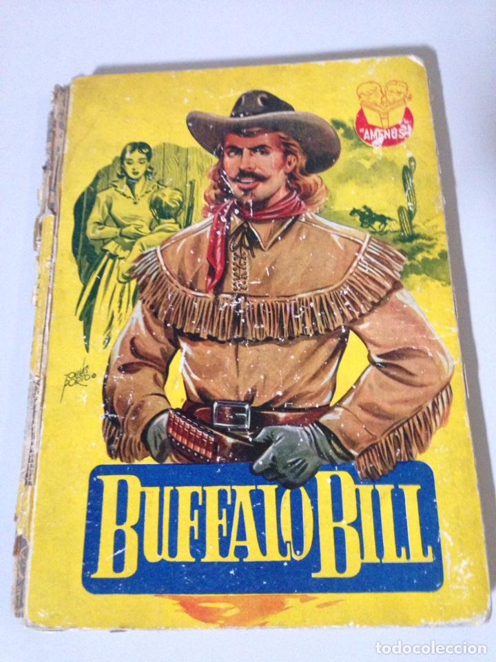 BÚFALO BILL (Libros de Segunda Mano - Literatura Infantil y Juvenil - Otros)