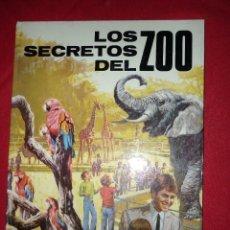 Libros de segunda mano: LOS SECRETOS DEL ZOO - EDITORIAL PLAZA & JANES 1973. Lote 137844370
