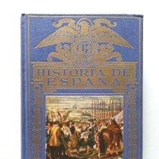Libros de segunda mano: HISTORIA DE ESPAÑA / JOSÉ TERRERO / RAMÓN SOPENA 1958 BIBLIOTECA HISPANIA. Lote 137933074