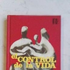 Libros de segunda mano: EL CONTROL DE LA VIDA FRED WARSHOFSKY. Lote 137942213