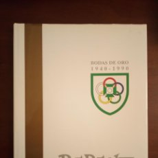 Libros de segunda mano: OBERENA. BODAS DE ORO 1940-1990. (PAMPLONA, NAVARRA). Lote 182043932