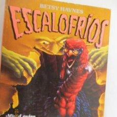 Libros de segunda mano: FRANKENSPAVO II ESCALOFRÍOS 7 BETSY HAYNES - FOTOS ADICIONALES. Lote 138097802