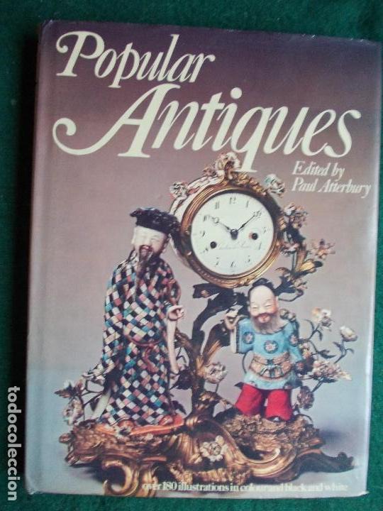 POPULAR ANTIQUES (Libros de Segunda Mano - Bellas artes, ocio y coleccionismo - Otros)