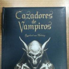 Libros de segunda mano: CAZADORES DE VAMPIROS (RAPAHEL VAN HELSING) (MONTENA). Lote 138565589