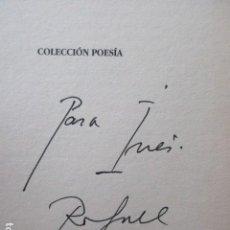 Libros de segunda mano: RAFAEL PÉREZ ESTRADA, DEDICADO POR EL AUTOR, EL LADRÓN DE ATARDECERES. Lote 138633662