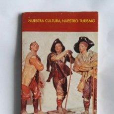 Libros de segunda mano: MUSEOS DE LA REGIÓN DE MURCIA. Lote 138667101