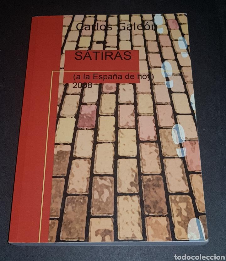 CARLOS GALEON - SATIRAS - CAR253 (Libros de Segunda Mano (posteriores a 1936) - Literatura - Otros)