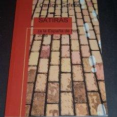 Libros de segunda mano: CARLOS GALEON - SATIRAS - CAR253. Lote 138684340