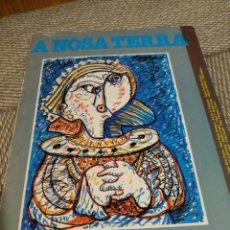 Libros de segunda mano: A NOSA TERRA. O MUNDO DE CUNQUEIRO. 1984. Lote 138697406