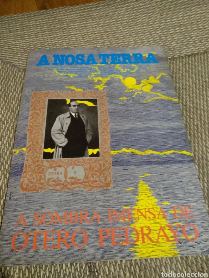 A NOSA TERRA. A SOMBRA INMENSA DE OTERO PEDRAYO, 1987 (Libros de Segunda Mano (posteriores a 1936) - Literatura - Otros)