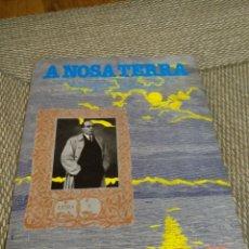 Libros de segunda mano: A NOSA TERRA. A SOMBRA INMENSA DE OTERO PEDRAYO, 1987. Lote 138697620