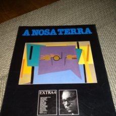 Libros de segunda mano: A NOSA TERRA. LUIS SEOANE,1985. Lote 138698850