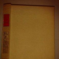 Libros de segunda mano: SPECULUM ARTIS EL BARROQUISMO 1957 CIRICI PELLICER 1ª ED. RAMÓN SOPENA. Lote 138703894