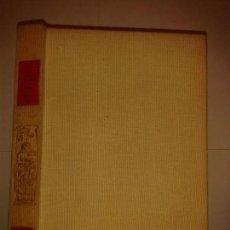 Libros de segunda mano: SPECULUM ARTIS EL ARTE ESPAÑOL EN TIEMPO DE LOS REYES CATÓLICOS 1957 JOSÉ SELVA 1ª ED. SOPENA. Lote 138704482