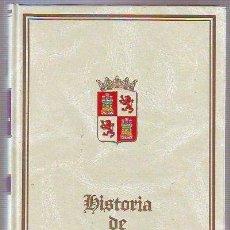 Libros de segunda mano: HISTORIA DE CASTILLA Y LEÓN (10 TOMOS, COMPLETA) - LÓPEZ CASTELLÓN, ENRIQUE (COORD.); VV. AA.. Lote 131764915