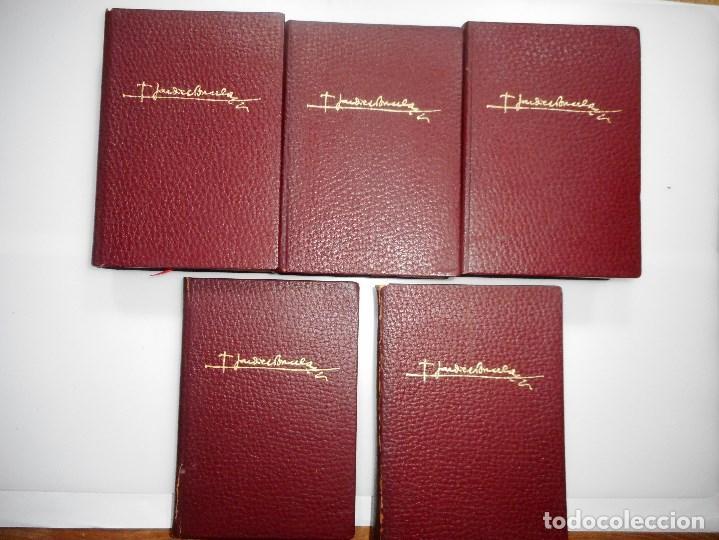 Libros de segunda mano: ENRIQUE JARDIEL PONCELA Obras completas (5 Tomos) Y90811 - Foto 2 - 138754258