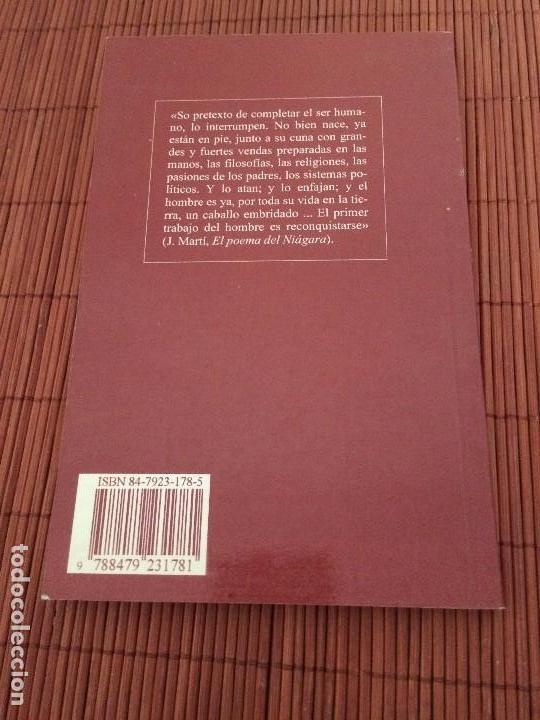 Libros de segunda mano: Martí (1853-1895) - Raúl Fornet-Betancourt - Ed. del Orto - Foto 3 - 138801670