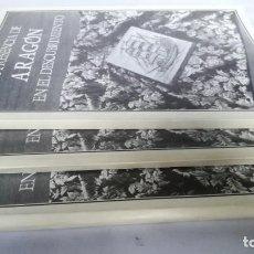 Libros de segunda mano: LA PRESENCIA DE ARAGÓN EN EL DESCUBRIMIENTO-3 CARPETAS CON LAMINAS- LIMITADA Y NUMERADA-GM. Lote 138810202