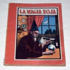 Libros de segunda mano: ANTIGUO LIBRO LA MAGIA ROJA - CIENCIAS OCULTAS. Lote 138841834