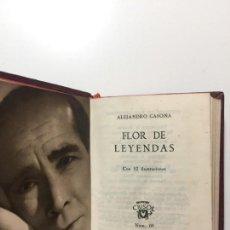 Libros de segunda mano: CRISOLÍN ALEJANDRO CASONA 1955. Lote 138873522